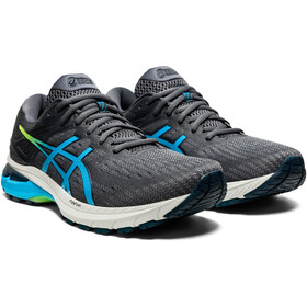 asics GT-2000 9 Shoes Men, carrier grey/digital aqua